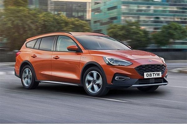 結合休旅、旅行車特色,Ford Focus Active Wagon 進軍亞洲!