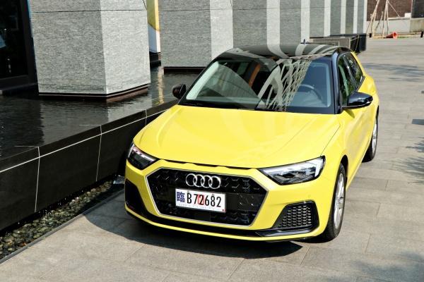 鎖定想進階豪華品牌的年輕人!新一代 Audi A1 試駕報導