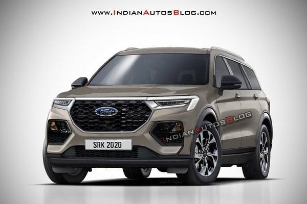 比 Kuga 大的 7 人座,新一代 Ford Endeavour 大改款資訊露出!