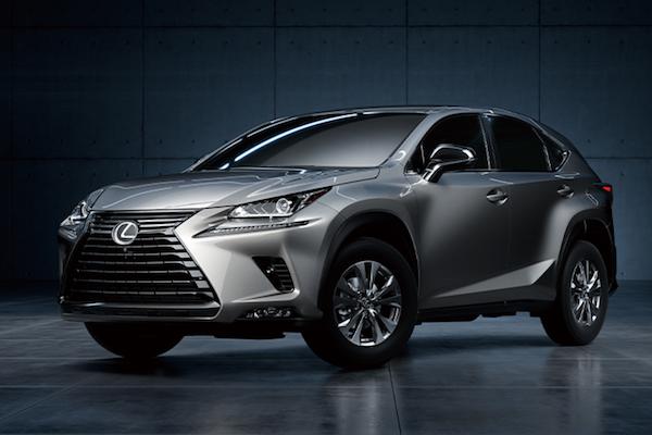 新增 3 項配備加價 1 萬元!Lexus NX 200 休旅新年式資訊揭露