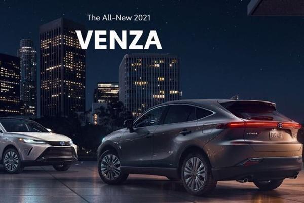 高級 RAV4 重返北美,新一代 Toyota Venza 登場!