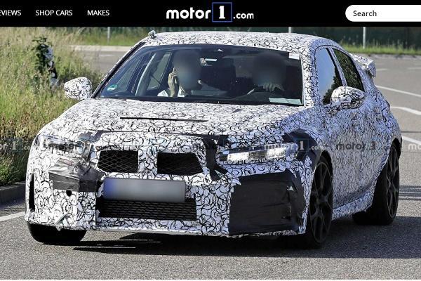 小改款賣不到 1 年,11 代大改款 Honda Civic 驚喜現身!