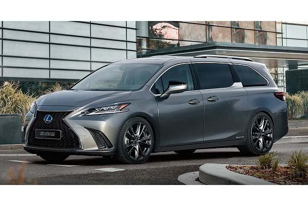 擴編休旅陣容 Lexus 將推出第 2 款家用 MPV!