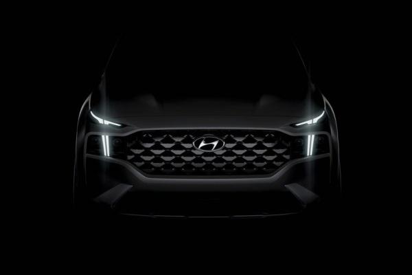 才剛導入台灣,Hyundai Santa Fe 小改款預告已經出爐!