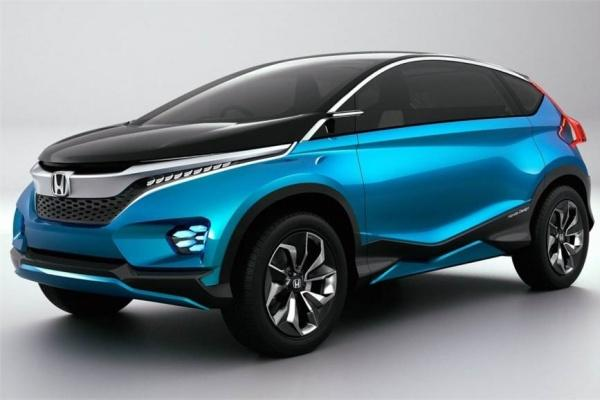 Honda 不只 ZR-V 小休旅,還有一款 HR-V 同級距新 SUV!