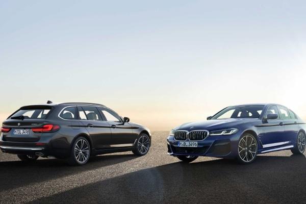 台灣預約今年第 4 季,小改款 BMW 5 Series 正式發表!