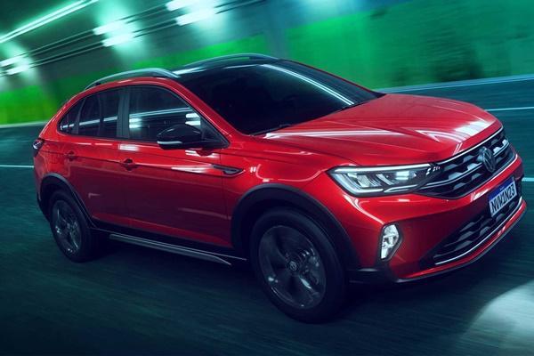 搶攻入門小休旅級距,VW 全新 Nivus 正式發表+售價公布!
