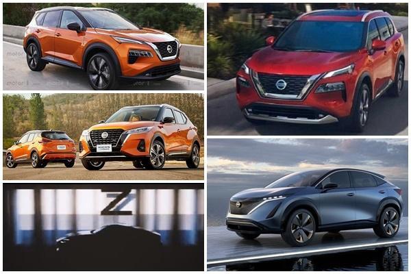 X-Trail、Qashqai、Ariya 休旅陣容很搶戲,Nissan 公開 12 款新車計畫!