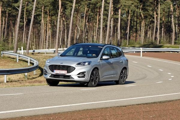 價格帶鎖定 CR-V 與 RAV4!Ford Kuga 大改款預售價提早曝光