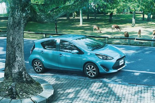 油電小車 Prius c 還有下一代?日媒獲情報:2021 年 3 月會亮相