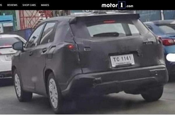 Toyota 全新 Corolla 跨界休旅更多資訊曝光!預計明年發表