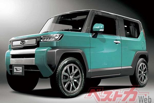 Toyota 集團全新小休旅待問世,對手鎖定 Suzuki Jimny!