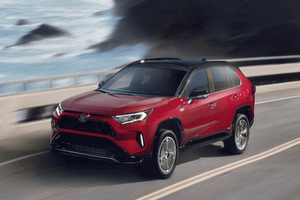 續航力超過 1300 公里!Toyota 揭露日規 RAV4 PHV 數據