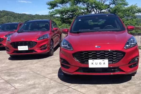 Ford Kuga 大改款終於來了!福特六和已宣布上市時間