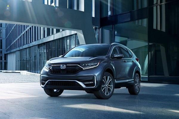 有 7 人座跟油電,小改款 Honda CR-V 日規編成、售價揭露!
