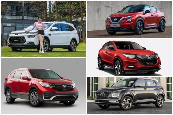 Ford Kuga 打頭陣,Honda、Luxgen、Nissan 休旅新車搶今年上市!