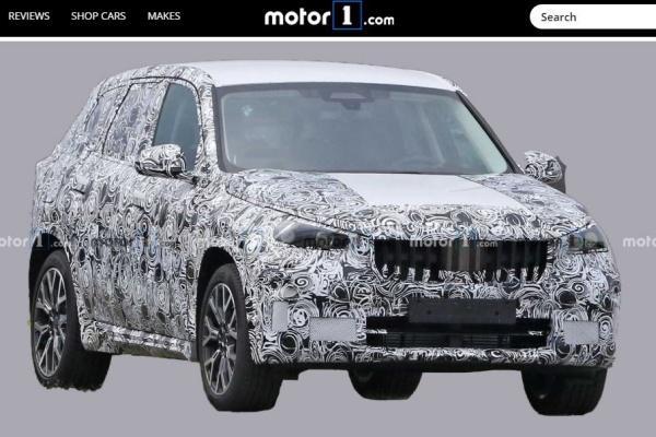 BMW 入門 SUV 大改款開發中,全新 X1 測試照首次曝光!