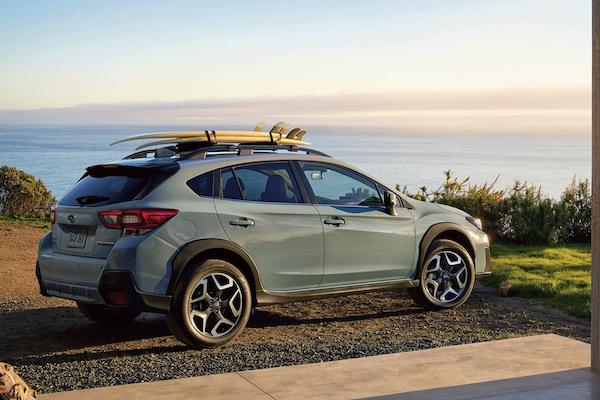 Subaru 跨界休旅推新年式車型,Sport 銘牌透露大馬力將到來?