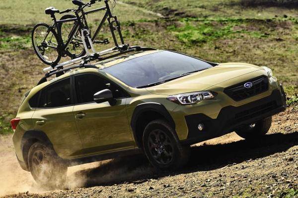 新增動力加大的 Sport 車型,Subaru XV 美規車登場!