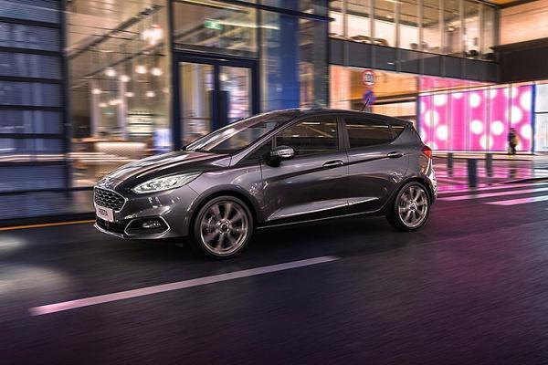 Ford 入門 Fiesta 新增 48V 輕油電動力,油耗進步 5%!