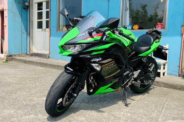 改款後依舊好玩!Kawasaki Ninja 650 中忍之姿登場