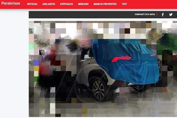 就像小一號的 RAV4!Toyota Corolla Cross 全新休旅無偽裝露出