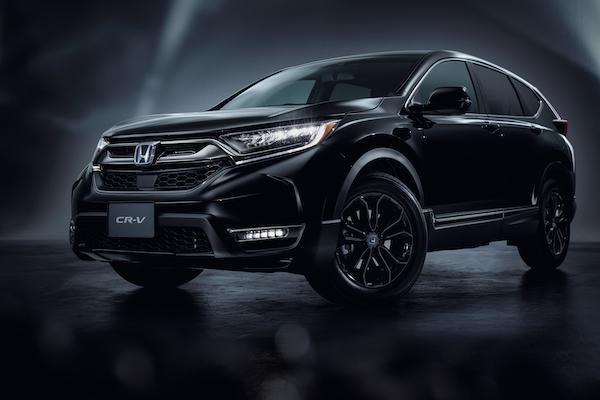台灣還要再等幾個月,Honda CR-V 小改款日本先亮相!