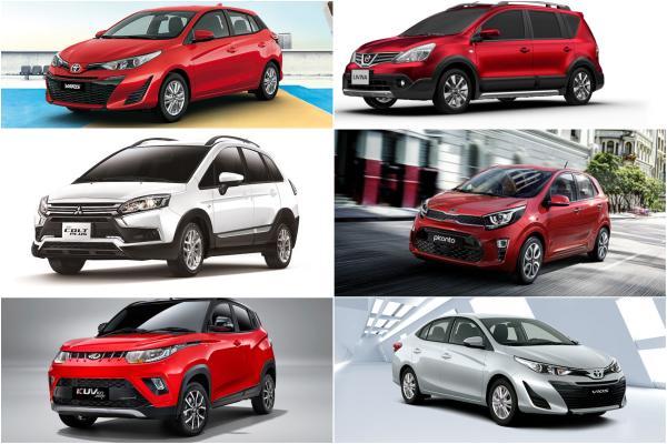 多款車都已停產不再賣,60 萬以內能買到的新車剩這 6 款!