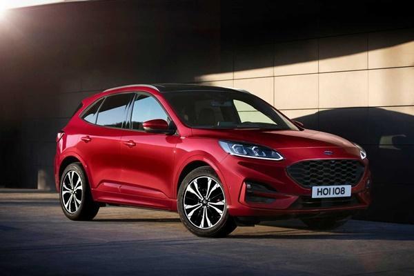 新一代 Ford Kuga 還能更省油,全新動力資訊曝光!
