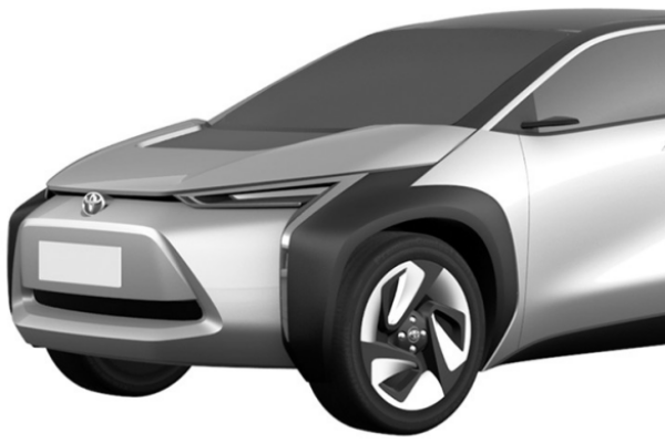 Toyota 兩款全新 SUV 專利圖曝光,採全新設計語彙!