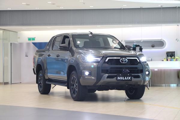 海外 6 月發表,台灣 7 月火速上市!Toyota Hilux 小改款搶先看