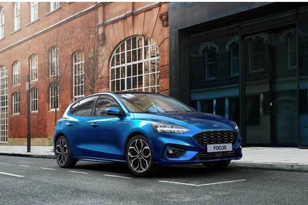 輕油電正「夯」,歐規 Ford Focus 導入 48V、12.3 吋全數位儀錶!