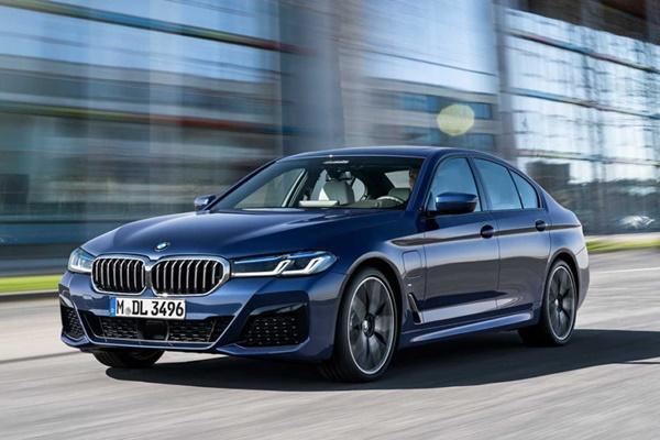 BMW 率先搭 Apple CarKey 熱潮:小改款 5 Series 先享用!