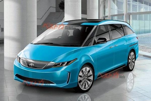 Previa MPV 的接班人,Toyota Voxy 將推出大改款!