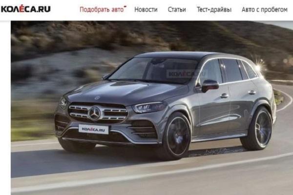 全新 7 人座是焦點!大改款 M.Benz GLC 近照曝光〈內有影片〉