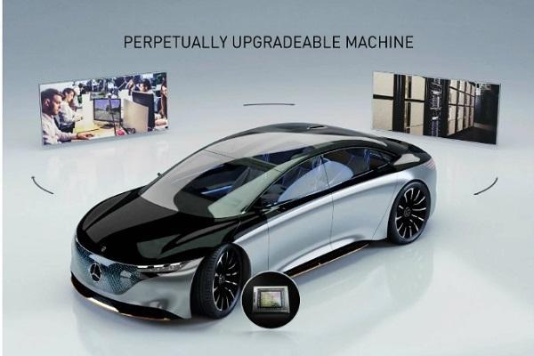分手 BMW、馬上有新歡!M.Benz 與 Nvidia 展開合作
