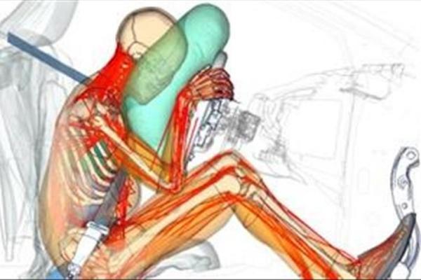 促進車輛安全共同進步,Toyota 免費開放虛擬撞擊測試假人!