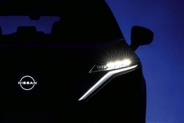 Nissan 全新 SUV 官方給出發表時間,車頭預告再一發!