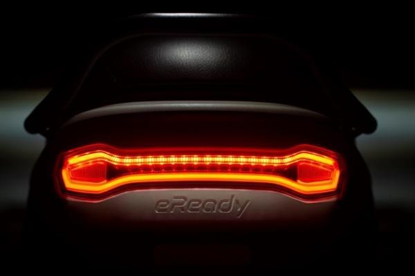 9 月上市 Gogoro 陣營全新電動機車,尾燈樣式先曝光!