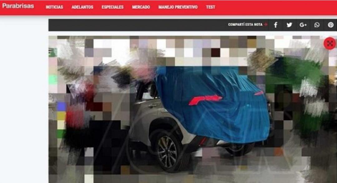 Toyota 跨界休旅 Corolla Cross 究竟長什麼樣?3 款預想圖讓車迷嚐鮮