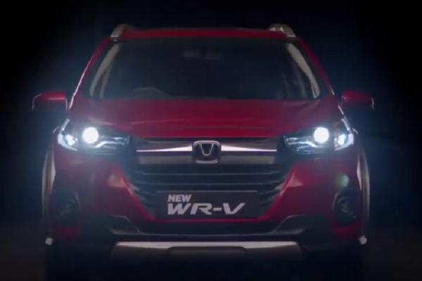 CR-V、HR-V 的小老弟,Honda WR-V 改款倒數中!