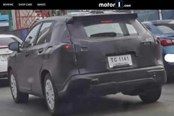 Toyota 跨界休旅 Corolla Cross 上市倒數計時!外媒取得確切發表日期
