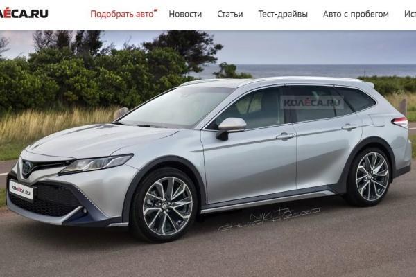 Toyota Camry 旅行車可能樣貌現身,引爆車迷熱烈討論!