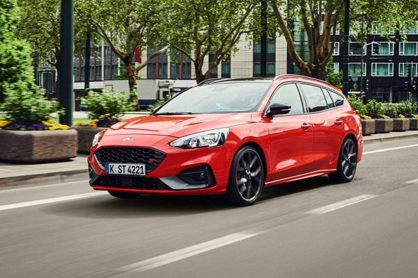 預售價、重點配備曝光,台灣 Ford Focus ST Wagon 更多資訊揭露!
