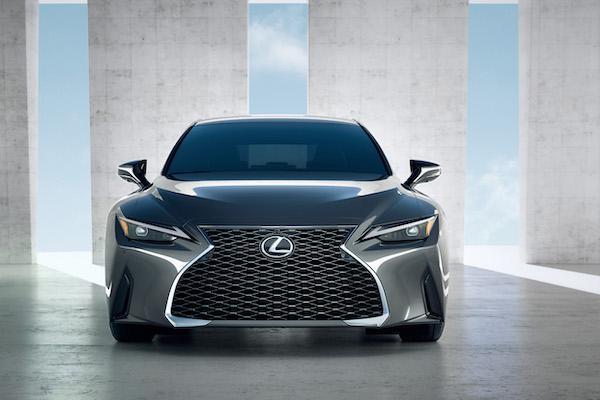 車迷意外發現Lexus IS 500註冊商標資訊!5.0升V8引擎可望成標配