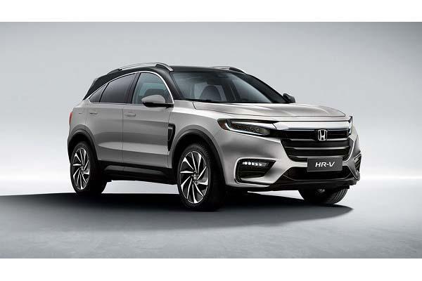 主力跨界休旅將推大改款,新一代 Honda HR-V 資訊曝光!