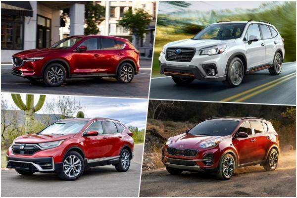 消費者報告選出 5 款隔音最好的SUV !日系車包辦3個名次