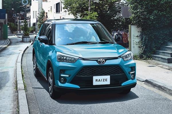 前 4 名全是新面孔!日本 2020 上半年新車銷售 Top 10