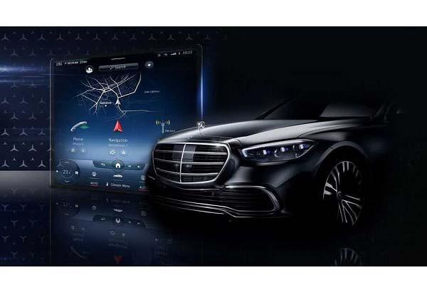 M.Benz 全新家族內裝廠照釋出:首搭新一代 S-Class、C-Class!