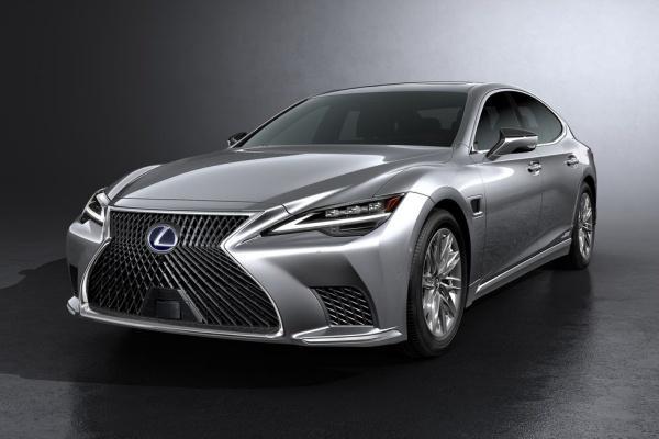 Lexus 旗艦 LS 小改款發表,最新駕駛輔助科技成亮點!